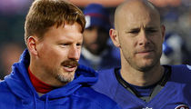 NY Giants Coach -- 'We're Not Gonna Turn Our Backs On Josh Brown'