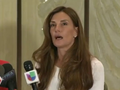 New Donald Trump Accuser -- He 'Touched My Breast' at U.S. Open (VIDEO)