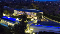 Tom Gores -- Pistons Owner Buys $100 Million Mansion!!! (PHOTO)