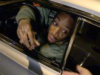Wiz Khalifa -- Hell Yeah I Got My Own Kush ... Want Some? (VIDEO)