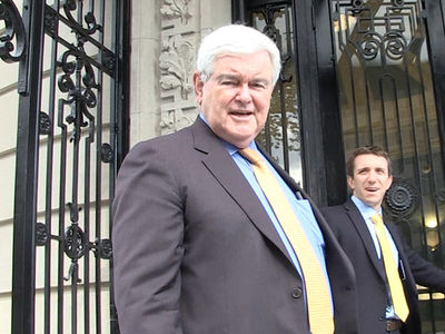 Newt Gingrich -- Hillary Shouldn't Spike the Football ... Just Ask Wisconsin! (VIDEO)