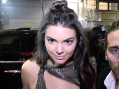 Kendall Jenner -- My Alleged Stalker Will Go Free ... But I'm Still OK