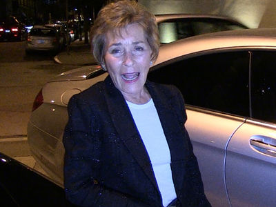 Judge Judy -- Scoffs at Succession Plan for TV Show (VIDEO)
