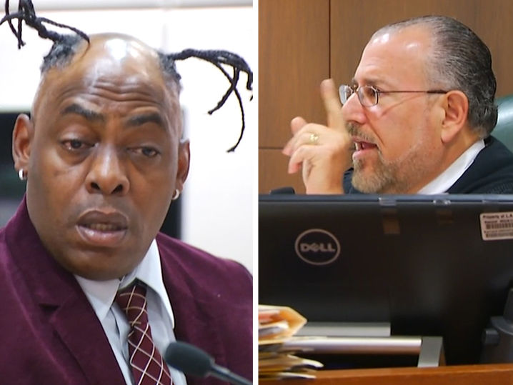 Coolio Pleads Guilty to Gun Possession But Judge Digs His 'Do