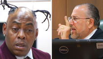 Coolio -- Pleads Guilty to Gun Possession ... But Judge Digs His 'Do
