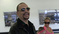 Ice-T -- Real Veep's On Top Of His Game ... As an Actor (VIDEO)