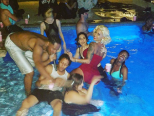 Amber Rose's Party Weekend