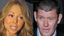 Mariah Carey -- James Packer 'Mentally Unstable' and 'Violent'