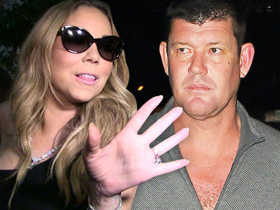 Mariah Carey, James Packer -- Something Really Bad Happened in Greece