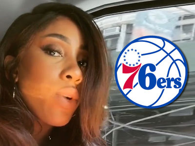 Philadelphia 76ers -- Players Upset ... Over Denied National Anthem Singer
