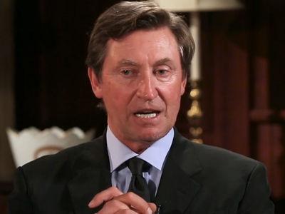 Wayne Gretzky -- I'm Competing Vicariously ... Through Dustin Johnson (VIDEO)