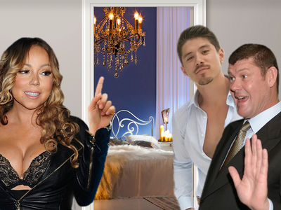 Mariah Carey -- Rejects Cheating Rumor ... No Premarital Sex for Me, Ask James Packer