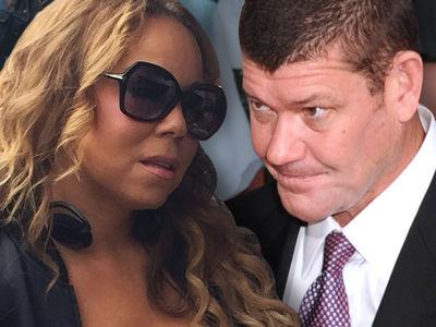 Mariah Carey, James Packer -- Deep in 'Settlement Negotiations' ... She Blames Ex-Scientology Honcho for Breakup