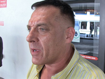 Tom Sizemore -- 'Shooter' Stuntman Sues ... He Got Wasted And Ran Me Over!!!