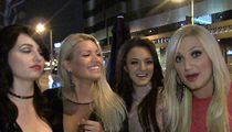 Brooke Hogan -- Female Wrestling Crew Targeting Ronda Rousey (VIDEOS)