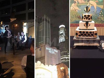 'American Horror Story: Hotel' -- Spooky Fan Wedding ... Just Add Pepper! (PHOTO GALLERY)