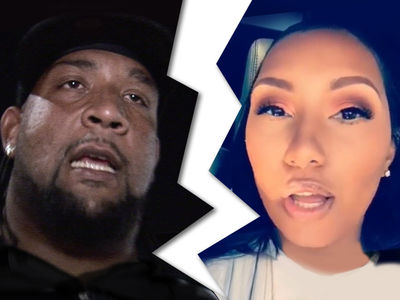NFL's Donald Penn ... Wife Files For Divorce ... After He Allegedly Knocked Up Reality Star