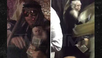 Ace of Diamonds Strip Club -- Mally Mall's Monkey Not Kosher with Health Dept. (VIDEOS)
