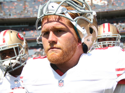 Ex-49er Bruce Miller -- Pleads Not Guilty ... In Elderly Man Assault Case