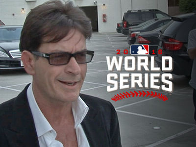 Charlie Sheen -- See You For Game 7, Cleveland