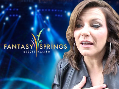 Martina McBride Fan -- Sues Casino and Security Guards ... I'm No Angel, But Concrete Slam Was B.S.! (PHOTOS)