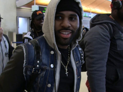 Jason Derulo -- Yes, I'm High ... Let's Talk Peach-Ass Emojis (VIDEO)