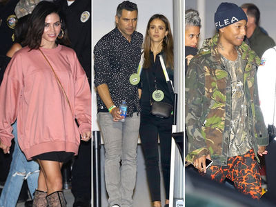 Kanye West -- Celebs Show Out for Saint Pablo ... 4th Time's a Charm (PHOTO GALLERY)