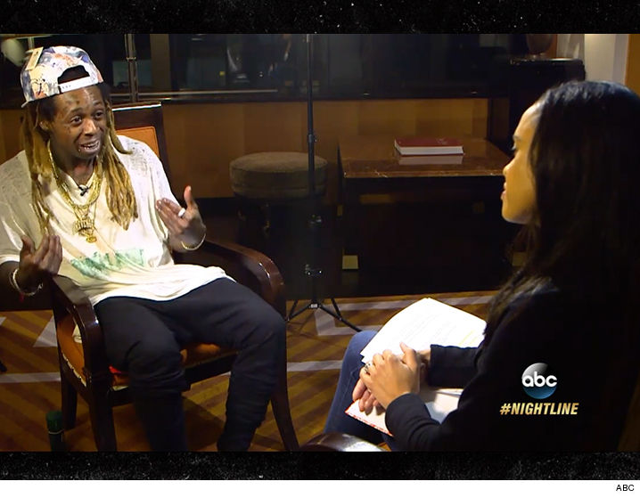 Lil Wayne Was So Furious About His Nightline Interview Were Told Camp Repeatedly Demanded ABC News Pull The Plug