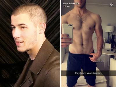 Nick Jonas -- I'm All Cracked Up (PHOTOS)