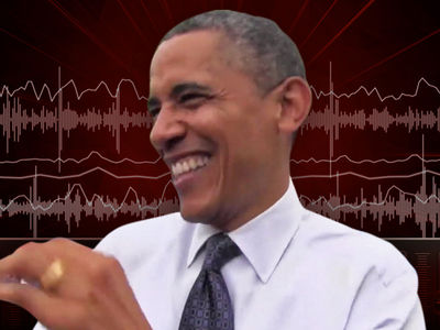 President Obama -- Super Chill About Daughters Dating ... They've Got the Secret Service!! (AUDIO)