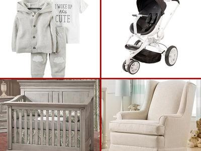 Reggie Bush's Alleged Baby Mama -- Baby Wish List Longer Than A Football Field (PHOTO GALLERY)