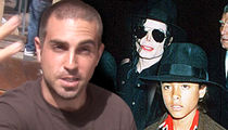 Michael Jackson -- Alleged Molestation Victim On the Hunt for $20 Million Boy