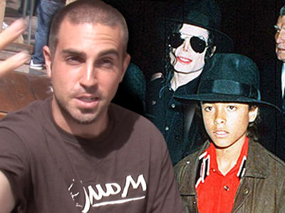 Michael Jackson -- Alleged Molestation Victim On the Hunt for $20 Million Boy