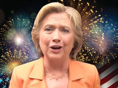 Hillary Clinton -- Pulls Plug On Election Night Fireworks