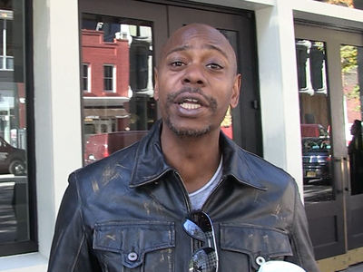 Dave Chappelle -- Hell No, I Don't Support Trump! Consider the Source (VIDEO)