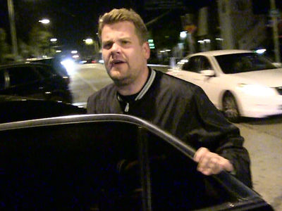 James Corden -- Rolling Stones Snubbed My 'Karaoke'? That's News To Me (VIDEO)