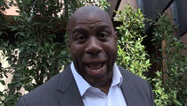 Magic Johnson -- Thank God I'm Still Alive 25 Years Later, But We've Lost Too Many People (VIDEO)