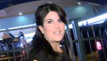 Monica Lewinsky -- Flees America for Election Day ... Dodges Clinton Convo