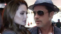 Angelina Jolie -- Brad Didn't Commit Child Abuse ... But it Was Still Bad