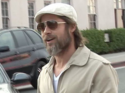 Brad Pitt -- Cleared in Child Abuse Investigation