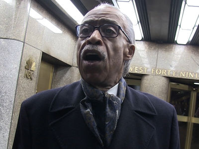 Al Sharpton -- 'Saddle Up, Donald' ... We're Gonna Fight You Hard (VIDEO)