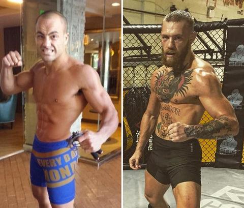 UFC 205 biggest knockout? Eddie Alvarez (32) vs. Conor McGregor (28)