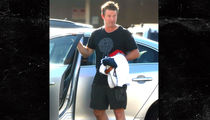 Billy Bush -- It Didn't Work Out, So I Worked Out (PHOTO)