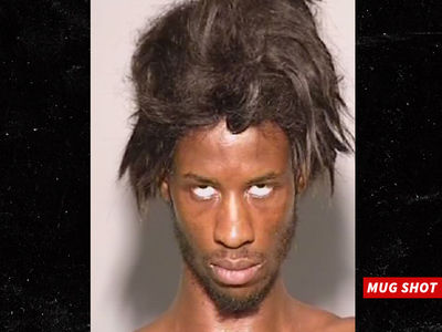 Ex-Oregon Ducks Star -- Arrested for Drugs ... Tragic Mug Shot (PHOTO)