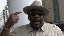 Cedric the Entertainer -- Message to Protesters ... Harness Your Rage (VIDEO)