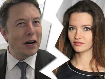 Elon Musk -- Officially Single