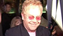 Elton John -- Todger Grabbing Lawsuit Dismissed