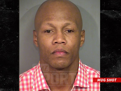 Zab Judah -- Thrown Back In Jail ... Judge Pissed Over Dom. Violence Arrest