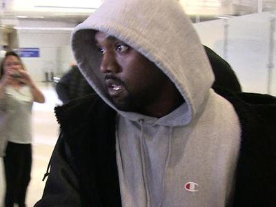 Kanye West -- Cancels L.A. Concert Last Minute