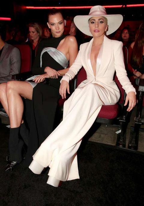 Karlie Kloss and Lady Gaga